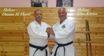 OGKK and Shito Ryu team up in Jerusalem